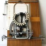 Masina de scris partituri