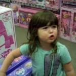 Revolta unei fetite de cinci ani