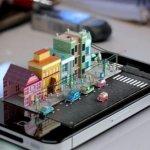 Orasul de pe iPhone