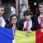 Inca patru medalii pentru Romania