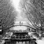 Luminile de Crăciun în Paris
