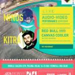 {PAF! PERFORMART} Live Audio-Video Performance {MINUS vs KITRĂ}