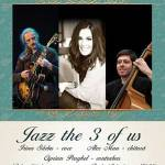 Infinitea Jazz InFusion – Just the 3 of us
