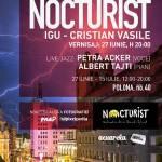 Noaptea Albă a Fotografiei la Acuarela: Expoziția Nocturist – Cristian Vasile (Igu)