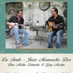 Concert de jazz manouche: Malin Cristache si Greg Martin