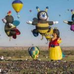 Cel mai mare festival al baloanelor