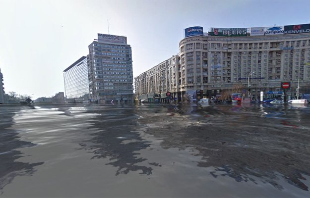 Inundatii-Romania
