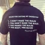 Cele patru reguli ale tatălui