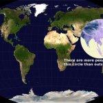 Încă șapte hărți suprinzătoare