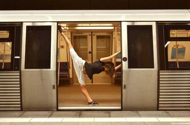 Dancing Bucharest - Ioana Macarie