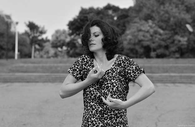 Dancing Bucharest - Madalina Ciotea