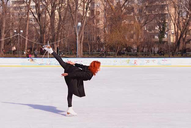 Dancing Bucharest - Réka Szász