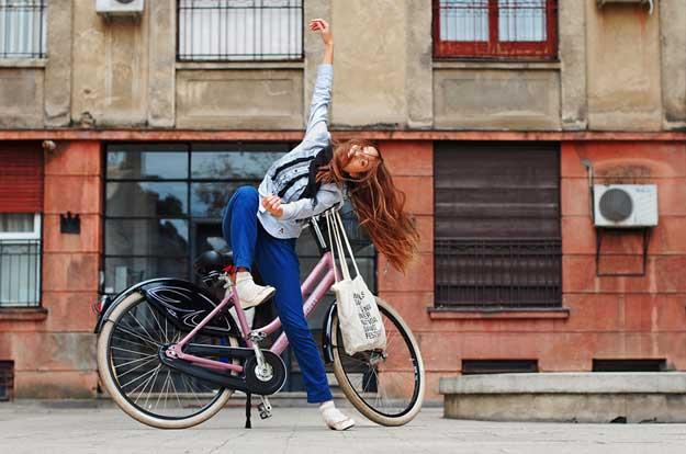 Dancing Bucharest - Ioana Marchidan