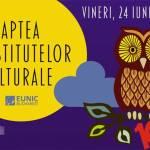 Peste 50 de evenimente la cea de-a zecea ediție a Nopții Institutelor Culturale