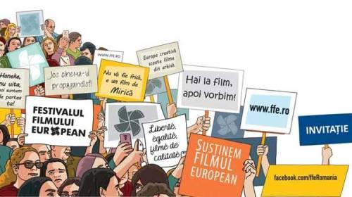După o pauză de un an, Festivalul Filmului European revine la Iași