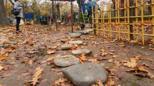 Grădina Japoneză din Herăstrău, revitalizată