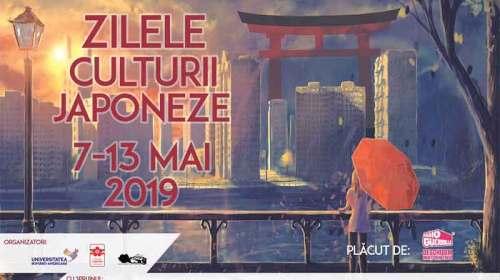 Zilele Culturii Japoneze (7 – 13 mai 2019)