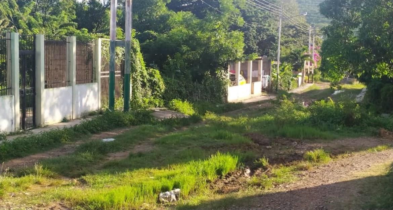 Vialidad deteriorada en Ezequiel Zamora