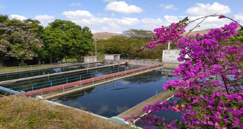 Fallas eléctricas afectan distribución de agua potable