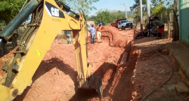 Más de 5 mil familias sin agua por roturas en tubería