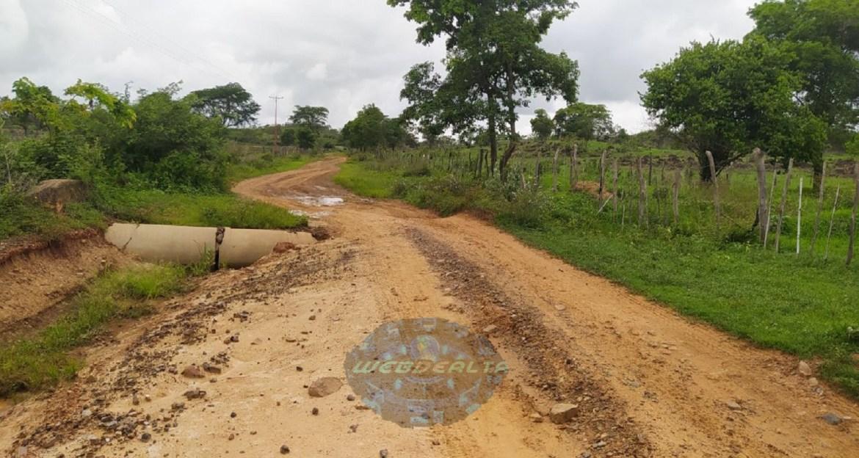 """Gobierno """"olvidó"""" la vialidad agrícola hacia Tuira"""