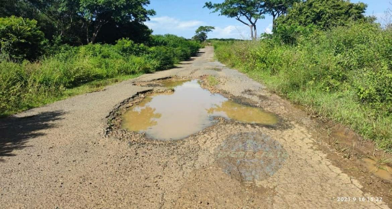 En el olvido tramo Paso Real de Macaira – Chaguaramas