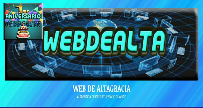 Webdealta: primer aniversario