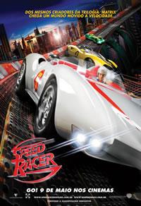 """Speed Racer, o filme-desenho """"animado"""" pelos irmãos Wachowski"""