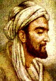 Retrato de Avicena. Médico e filósofo dos bons tempos da Pérsia.