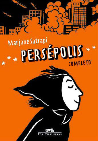 Persepolis, o livro: Marjane conta sua história em quadrinhos
