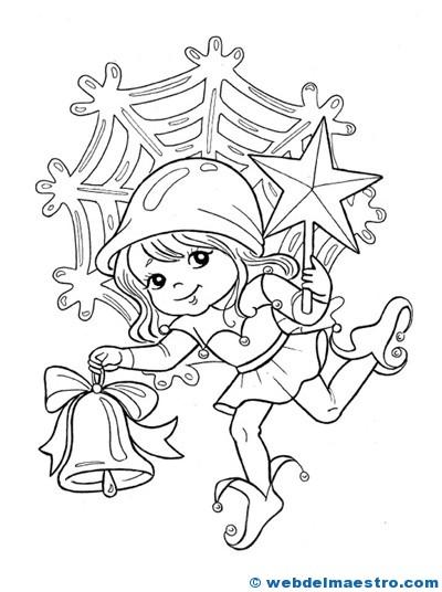 Dibujos de Navidad-3