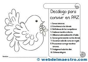 Paloma De La Paz Web Del Maestro
