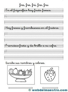 Ejercicios de caligrafía-5