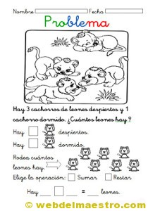 Problemas de lógica para infantil-3