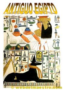 Antiguo Egipto para niños-Portada
