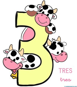 Fichas de números para niños-3