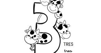números para colorear-3