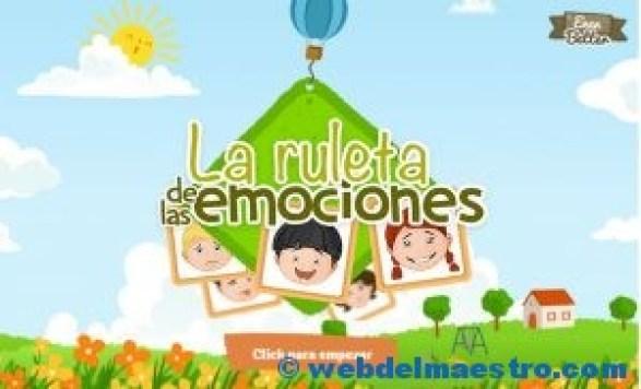 La ruleta de las emociones