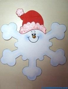 Copo de nieve-3