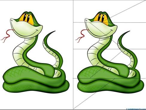 Puzzle-serpiente