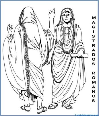 Magistrados romanos