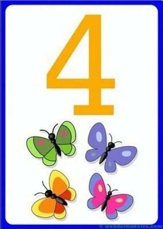 Número 4