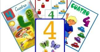Números del1 al 10-Carteles