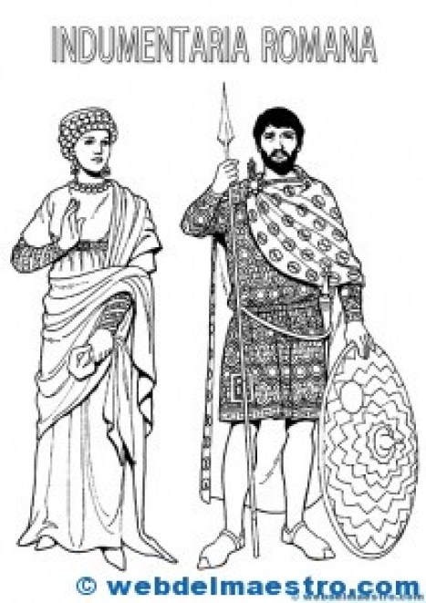 Indumentaria romana