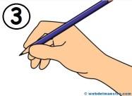 Agarre del lápiz-3