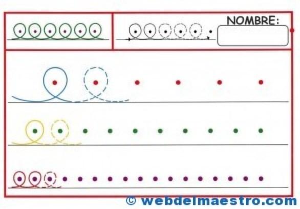 Grafomotricidad (III)