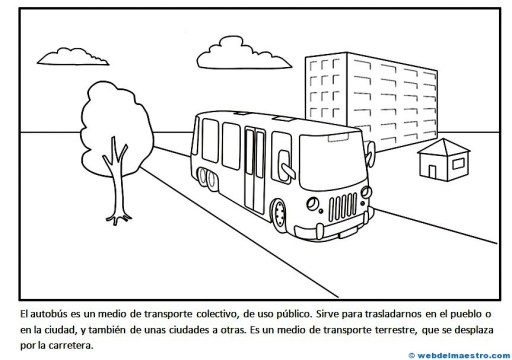 Medios De Transporte Ii Web Del Maestro