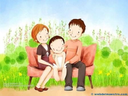 amor incondicional de los padres