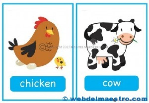 Animales en inglés-2