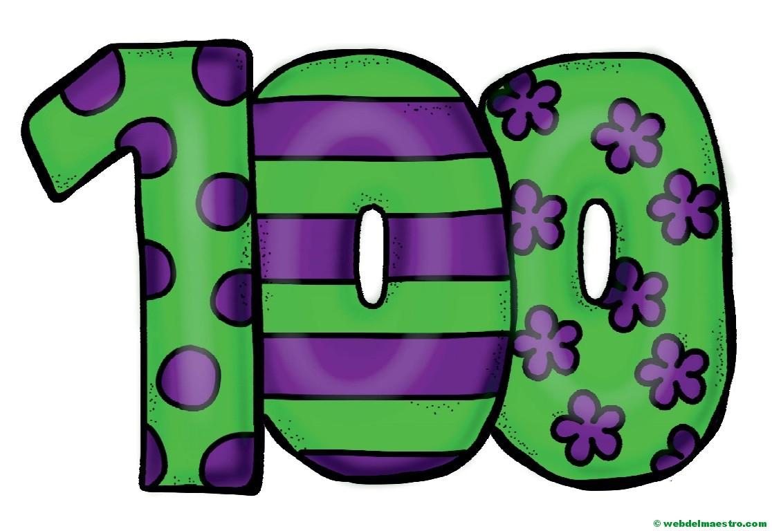 Números Del 1 Al 100 Web Del Maestro